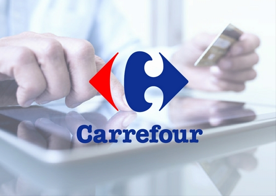 Carrefour customer