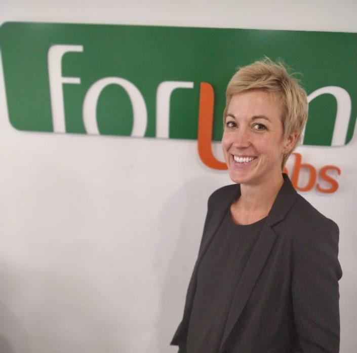 Marjolein Geens - Forum Jobs