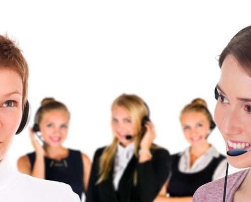 IVR - customer service department