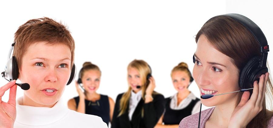 IVR - customer service department