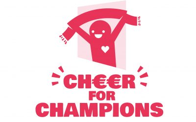 For all healthcare workers facing the corona crisis : Cheer for champions