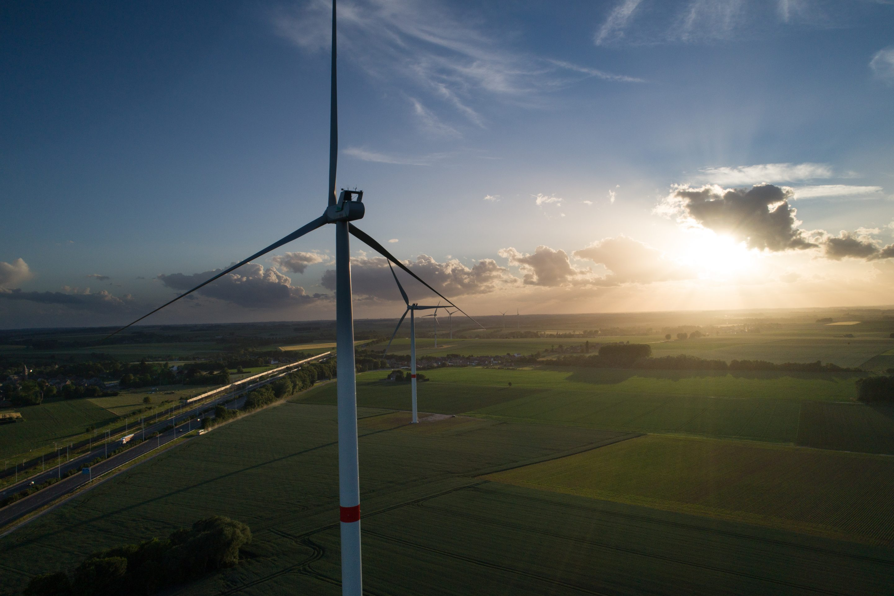 ENGIE uses a voice calling app for the maintenance of their wind turbines